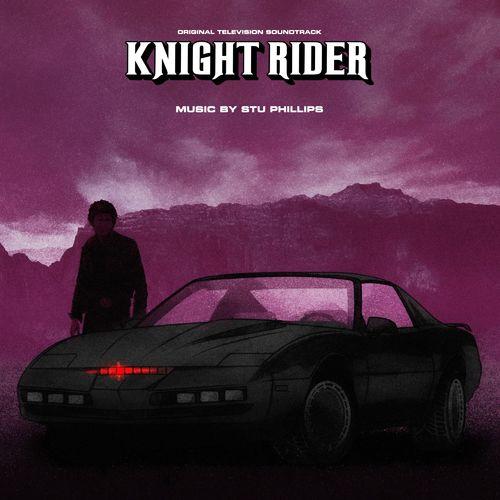 Stu Phillips: Knight Rider (Original Television Soundtrack) [RSD19]