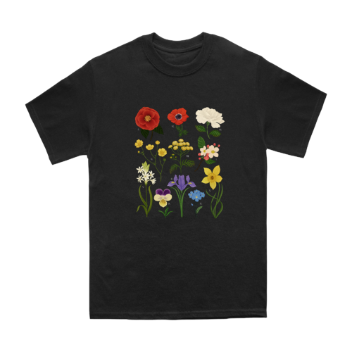 Sam Smith: Botanical T-Shirt