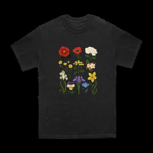 Sam Smith: Botanical T-Shirt