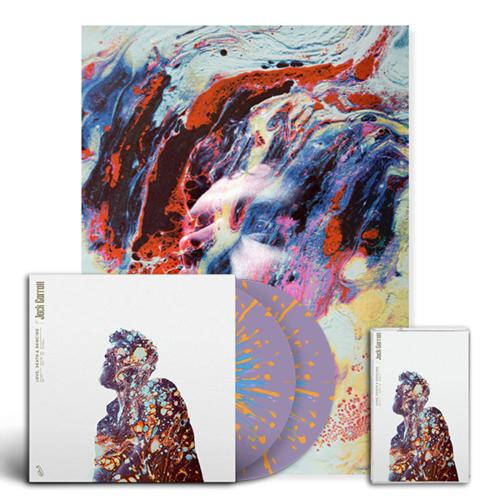 Jack Garratt: Love, Death & Dancing: Art Print, Exclusive LP + Cassette