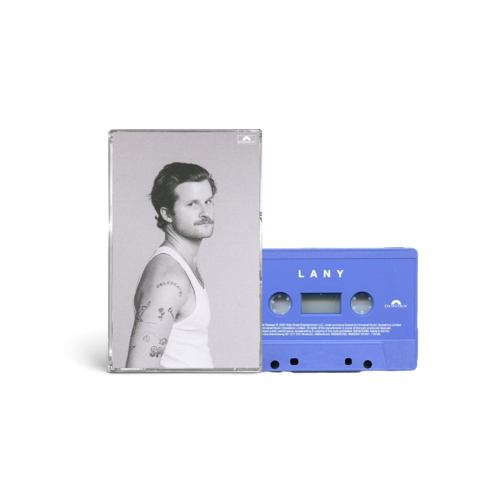 "LANY: ""mama's boy"" collectible cassette 2/4: jake"