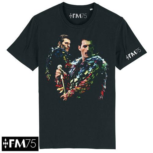Freddie Mercury: Freddie Mercury Feather Boa T-Shirt