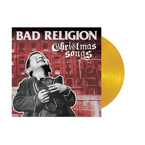 Bad Religion: Christmas Songs: Limited Edition Gold Vinyl