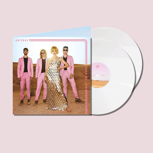 Anteros: When We Land: Exclusive Double White Vinyl