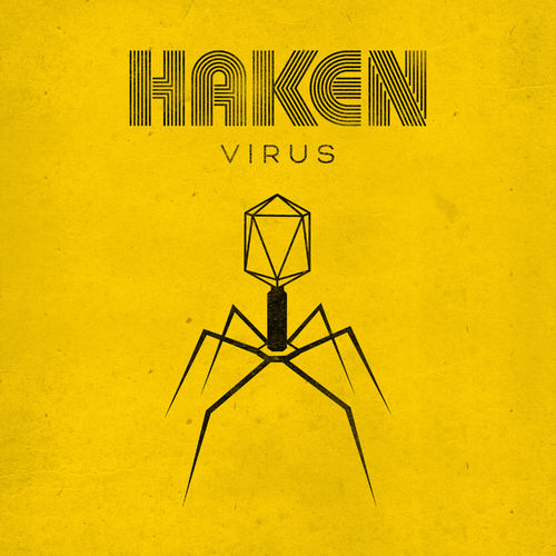Haken: Virus: Gatefold Black Vinyl 2LP + CD