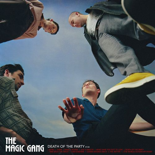 The Magic Gang: Death Of The Party: Clear Vinyl