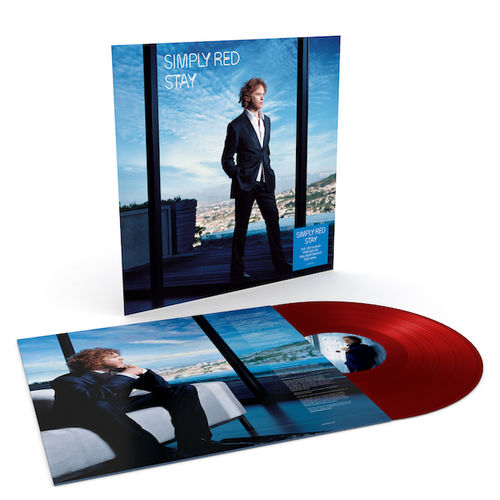Simply Red: Stay: Limited Edition Red Vinyl