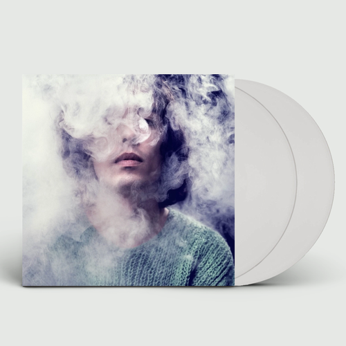 Johnny Jewel: Vapor: Limited Edition Ivory Coloured Vinyl