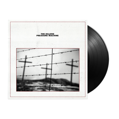 The Killers: PRESSURE MACHINE LP