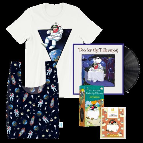 Cat Stevens: Miles From Nowhere LP Bundle (#2)