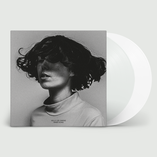 Kelly Lee Owens: Inner Song: Etched White Vinyl + Exclusive Signed Print