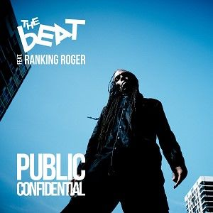 The Beat feat. Ranking Roger: Public Confidential: Signed CD