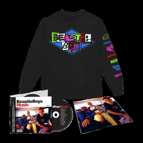 Beastie Boys: <b>Beastie Boys Music CD Bundle </b>