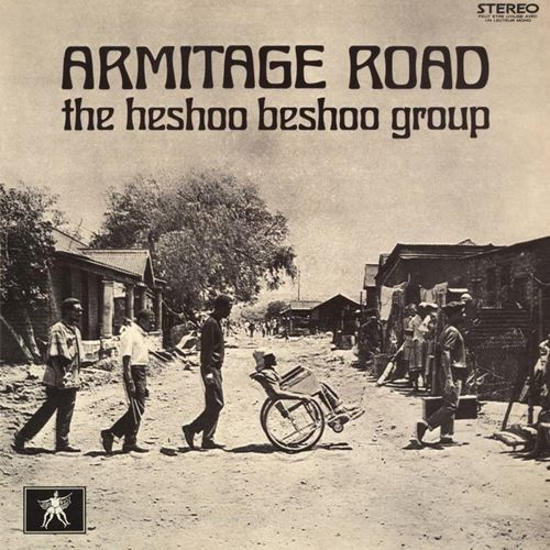 The Heshoo Beshoo Group: Armitage Road