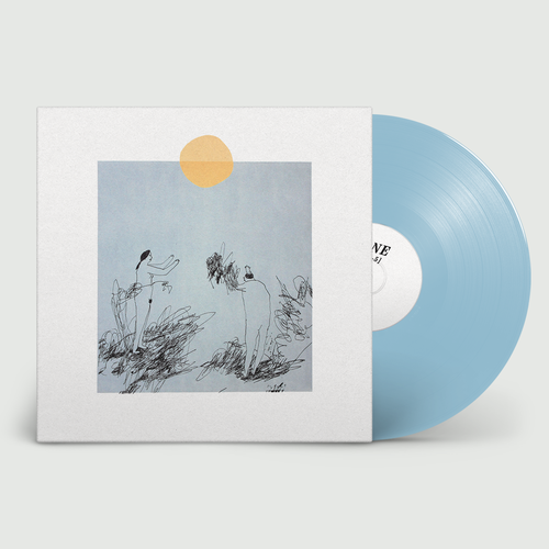 Trace Mountains: Lost In Country: Limited Edition Light Blue Vinyl