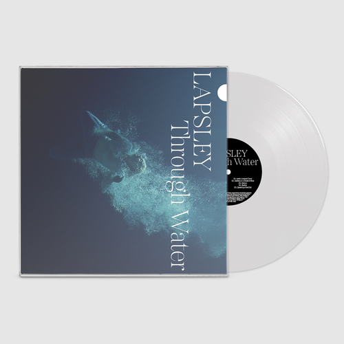 Låpsley: Through Water: Clear Vinyl