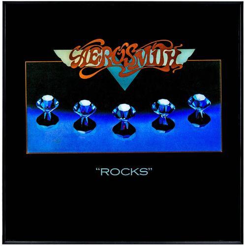Aerosmith: Rocks: Vinyl LP