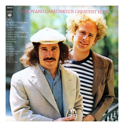 Simon & Garfunkel: Greatest Hits: Vinyl LP