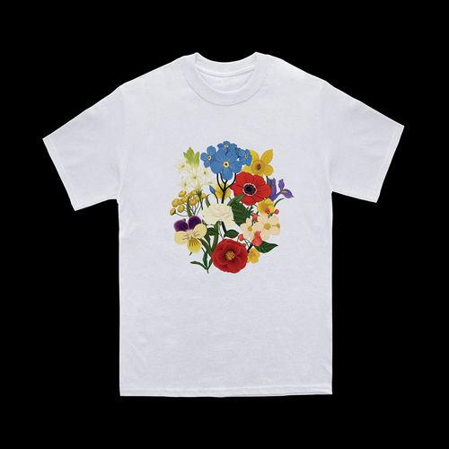 Sam Smith: Abbey Road White T-shirt