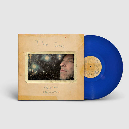 Mark Mulcahy: The Gus: Limited Edition Translucent Blue Vinyl LP