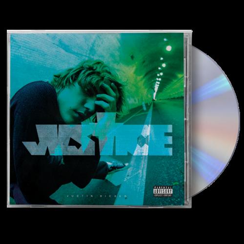justin bieber: JUSTICE ALTERNATE COVER I CD