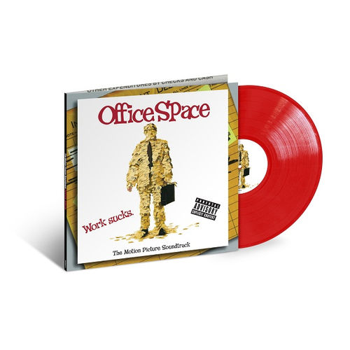 Various Artists: Office Space OST: Limited Edition Red Vinyl [RSD 2019]