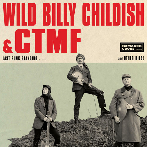 Billy Childish: Last Punk Standing: Limited Edition Random Red or Grey Vinyl