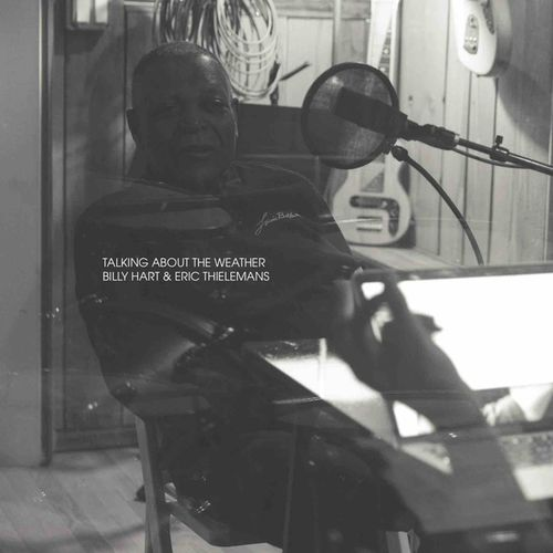 Eric Thielemans and Billy Hart: Talking about the Weather: Vinyl LP + Book