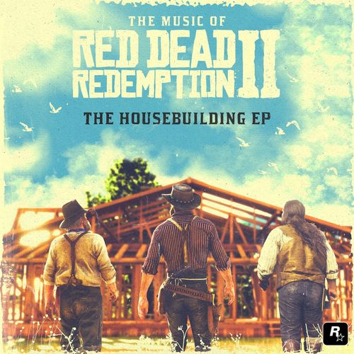 Various Artists: Red Dead Redemption II - The Housebuilding EP: Sky Blue Vinyl