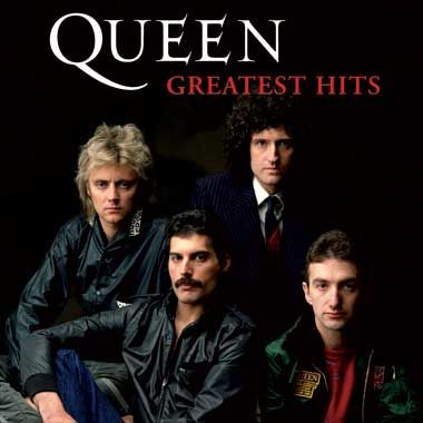 Queen: Greatest Hits (édition remasterisée standard)