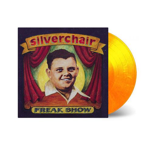Silverchair: Freak Show: Limited Edition Red & Yellow Swirled Vinyl