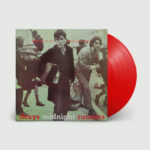 Dexys Midnight Runners: Searching for The Young Soul Rebels: Limited Edition Red Vinyl