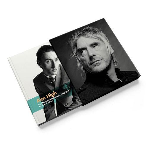 Paul Weller: Paul Weller - Aim High Book
