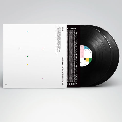 The 1975: A Brief Inquiry Into Online Relationships Vinyl – 180g Double Gatefold Black Vinyl