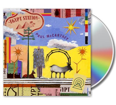 Paul McCartney: Egypt Station CD