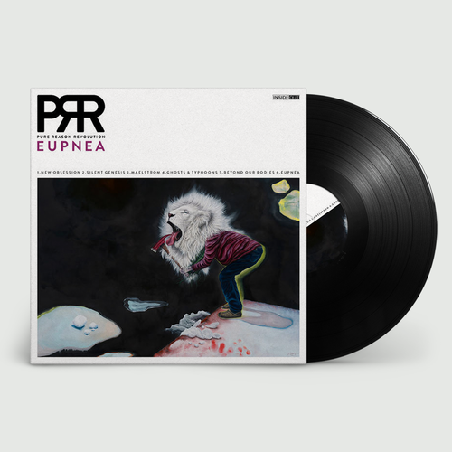 Pure Reason Revolution: Eupnea: Vinyl and CD + Signed Card