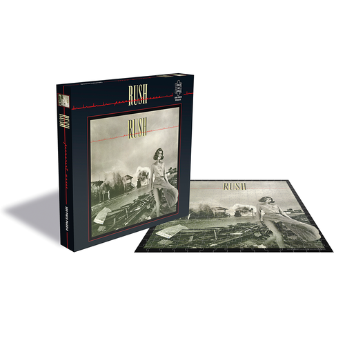 Rush: Permanent Waves (500 Piece Jigsaw Puzzle)