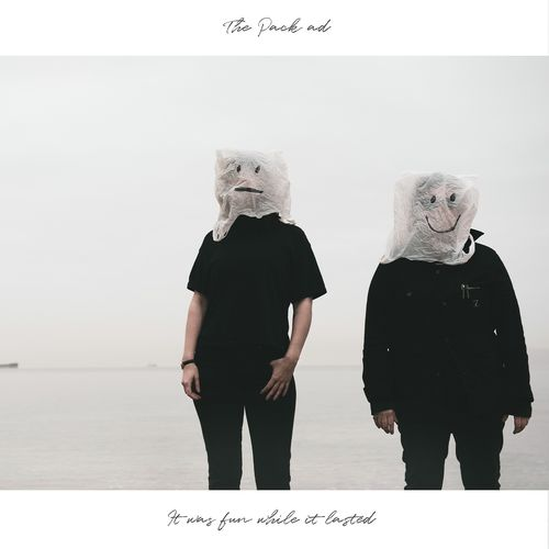 The Pack Ad: it was fun while it lasted (CD)