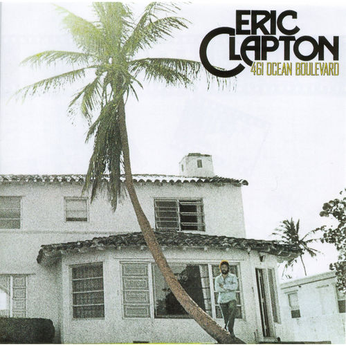 Eric Clapton: 461 Ocean Boulevard LP