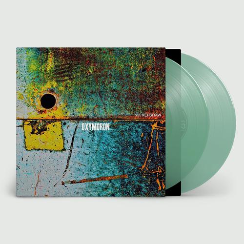 Nik Kershaw: Oxymoron: Limited Edition Coke Bottle Green Vinyl