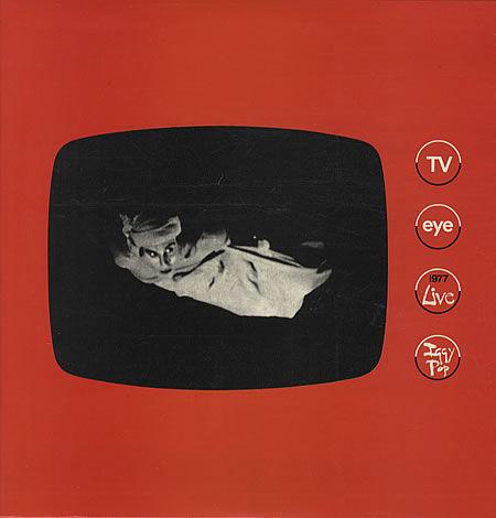 Iggy Pop: TV Eye Live