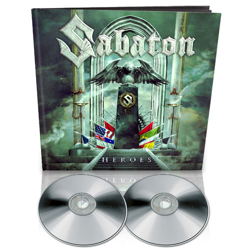 Sabaton: Heroes - Exclusive Limited Edition Earbook