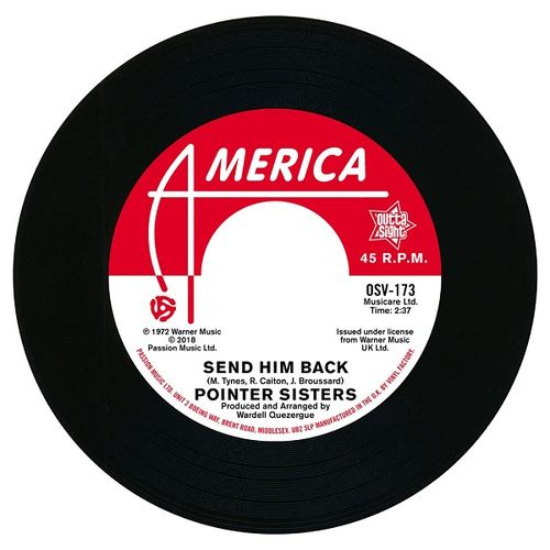 The Pointer Sisters: Send Him Back / You Got To Pay Your Dues