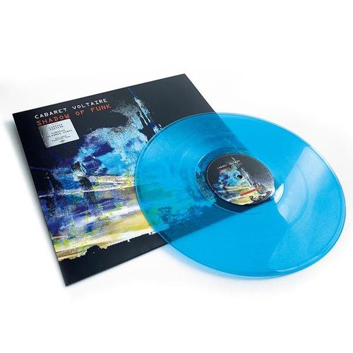 Cabaret Voltaire: Shadow Of Funk: Limited Edition Curacao Vinyl