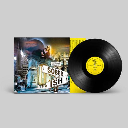 Liz Phair: Soberish: Gatefold Black Vinyl LP