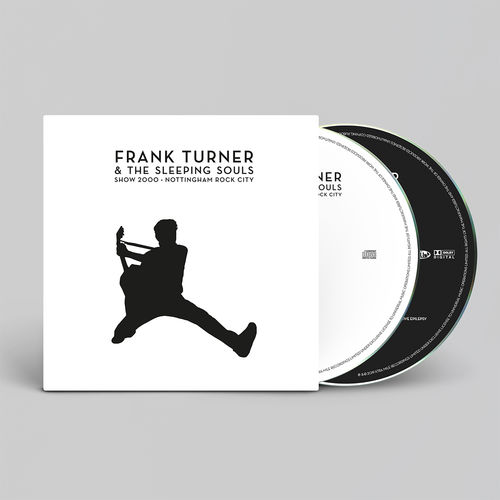 Frank Turner: Show 2000 – Live at Nottingham Rock City 15/12/16 CD/DVD
