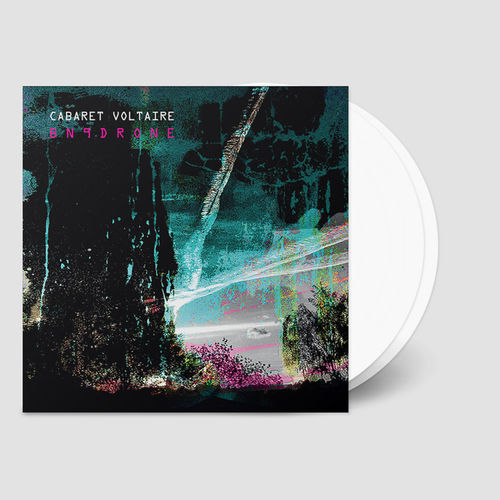 Cabaret Voltaire: BN9Drone: Limited Edition White Vinyl