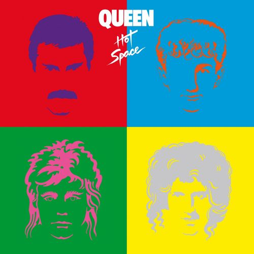 Queen: Hot Space (Studio Collection)