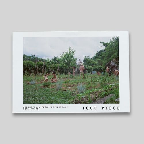Ben Howard: COLLECTIONS FROM THE WHITEOUT: 'The Farmers' Jigsaw Puzzle