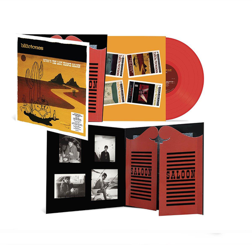 The Bluetones: Return To The Last Chance Saloon: Limited Edition Red Vinyl